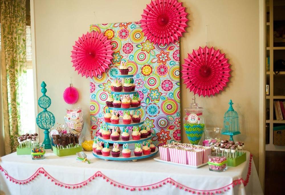 Оформление дня рождения девочки: как украсить комнату для девочки 2-3 года и 5-10 лет шарами? идеи для ребенка 8, 11, 12, 13, 14, 15 лет