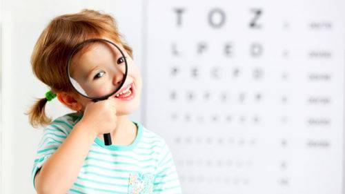 Зрение у детей. нужно ли детям носить солнцезащитные очки
