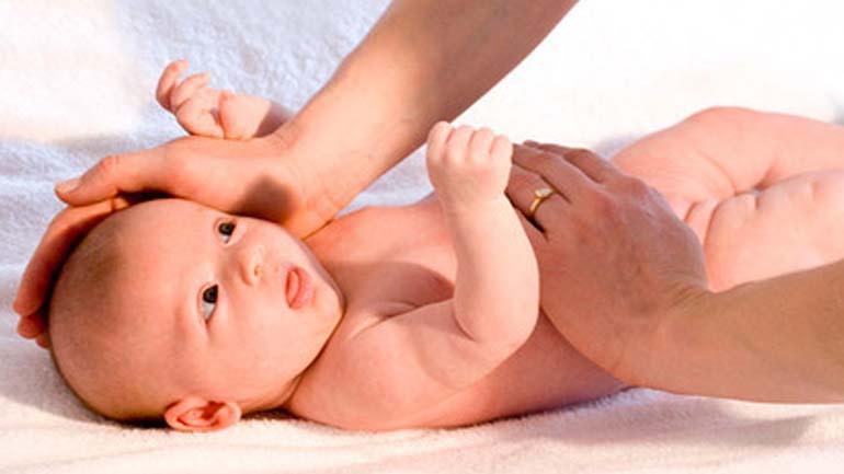 Массаж грудничку: как правильно (пошаговая инструкция, видео)