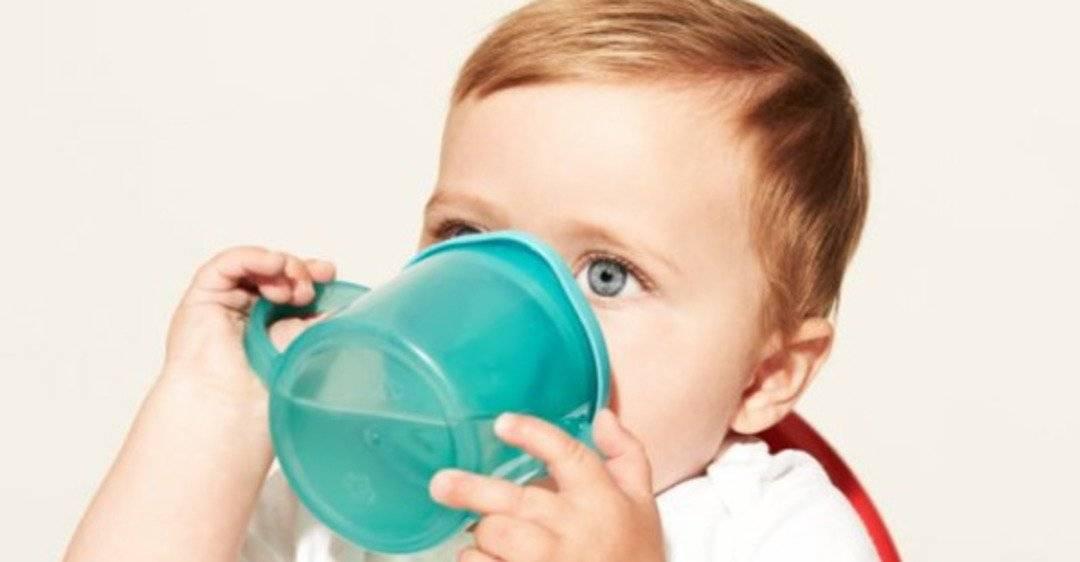 Приучаем своего ребенка пользоваться кружкой и выбираем поильник