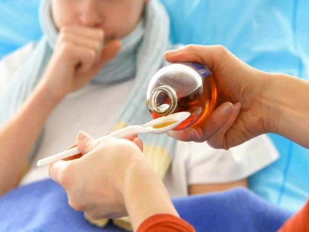 Как остановить кашель у ребенка ночью