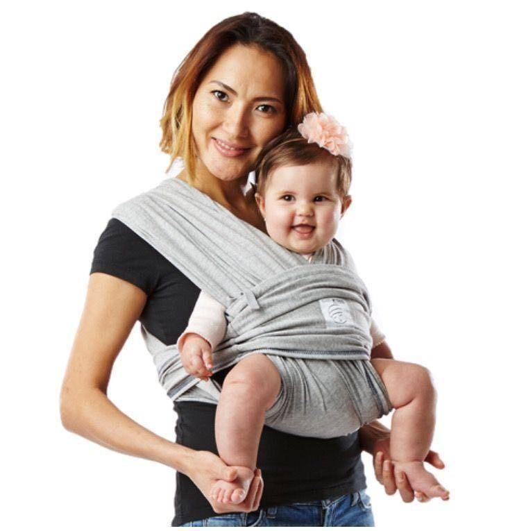 Вреден ли слинг для новорожденного? | просто о здоровье