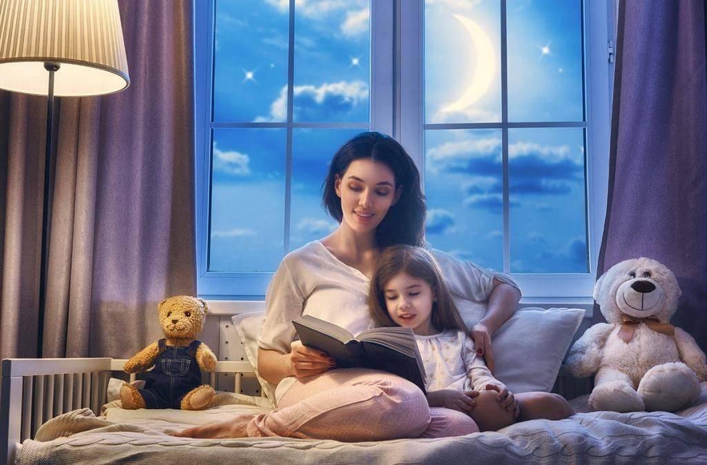 Какие книги читать перед сном ребенку? лучшие сказки на ночь для детей | любящая мама