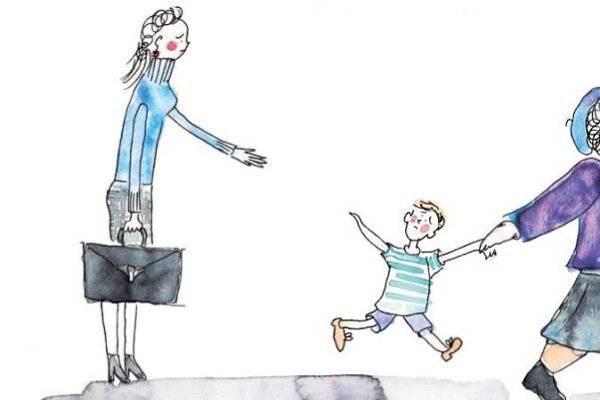 Почему ребенок хуже всего ведет себя с мамой | православие и мир