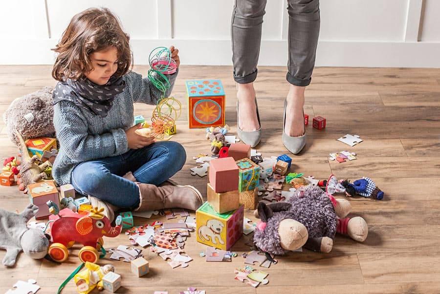 Игры и игрушки для детей в 6-7 месяцев и старше