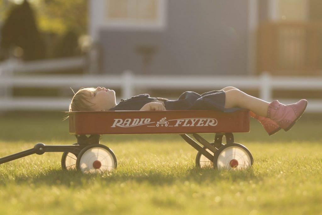 Почему ребенок ленивый