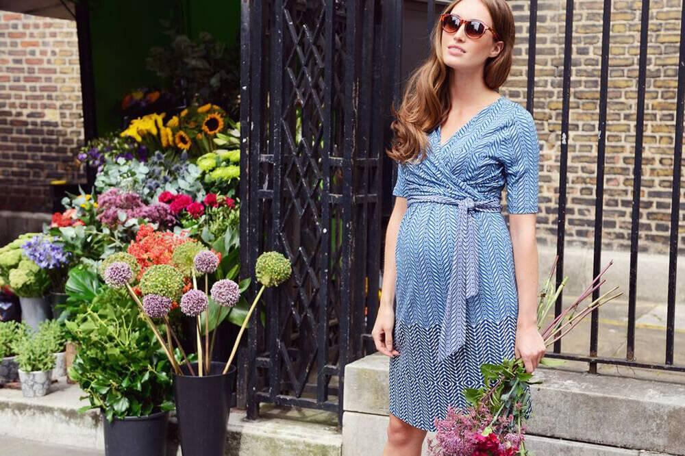 Мода для беременных осень-зима 2020-2021: фото новинки