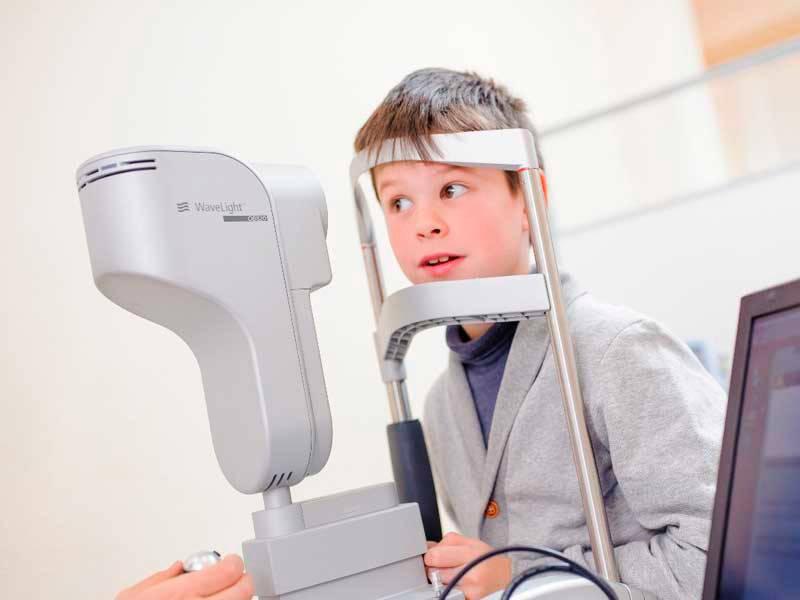 Лечение астигматизма и дальнозоркости у детей