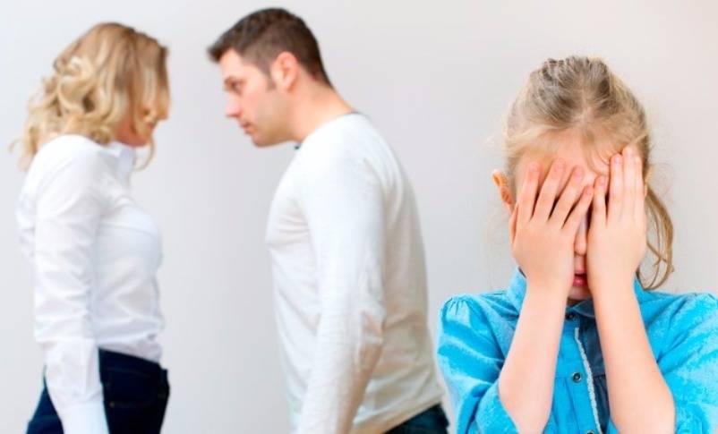 """""""мама, папа, я все слышу"""": как ссоры родителей отражаются на психике детей"""
