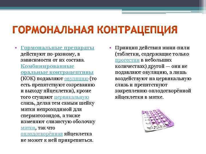 Показания и противопоказания к применению противозачаточных таблеток Силуэт