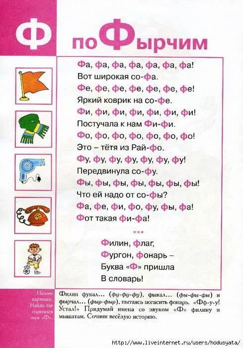 Рычим по правилам: как научить ребенка говорить букву «р»