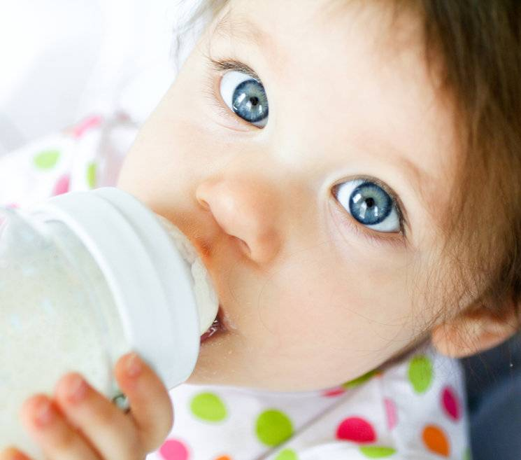 Как отучить ребенка от бутылочки — 5 советов