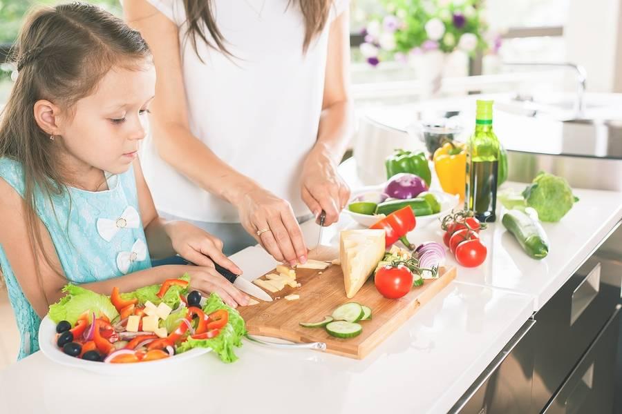 Здорово есть: научим правильному пищевому поведению