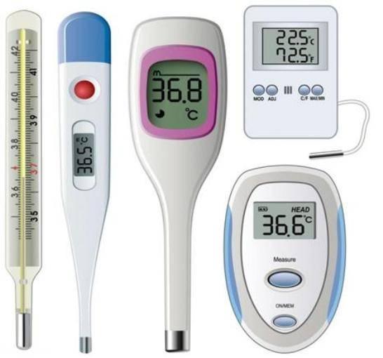Лучшие термометры для детей