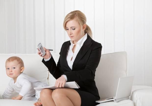 Выход на работу после декрета. как справиться маме?