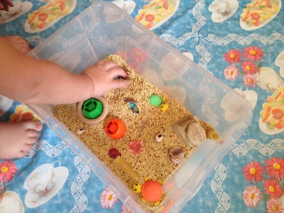 Развивающие игры для ребенка в возрасте 6 месяцев