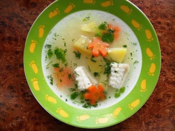 5 рецептов первых супов для малышей