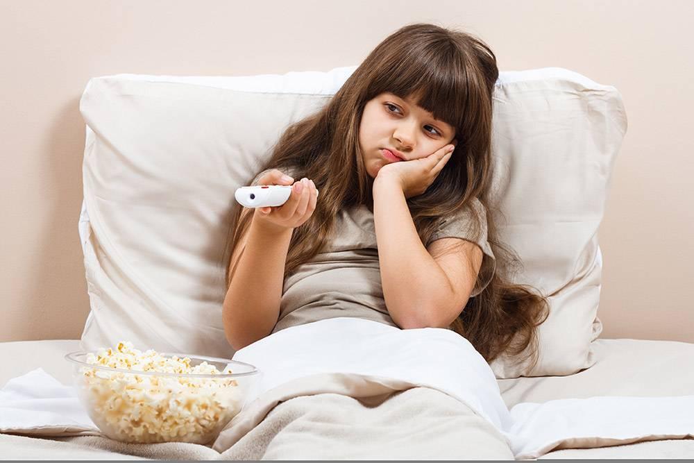 Как бороться с детской скукой?