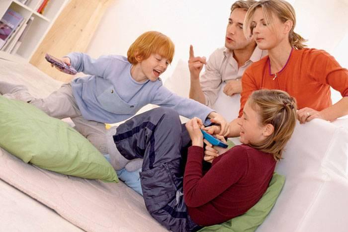 Как вынудить ребенка заниматься неприятными делами