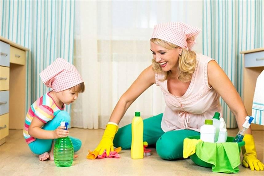 Дети и помощь по дому: напоминать, заставлять, платить?