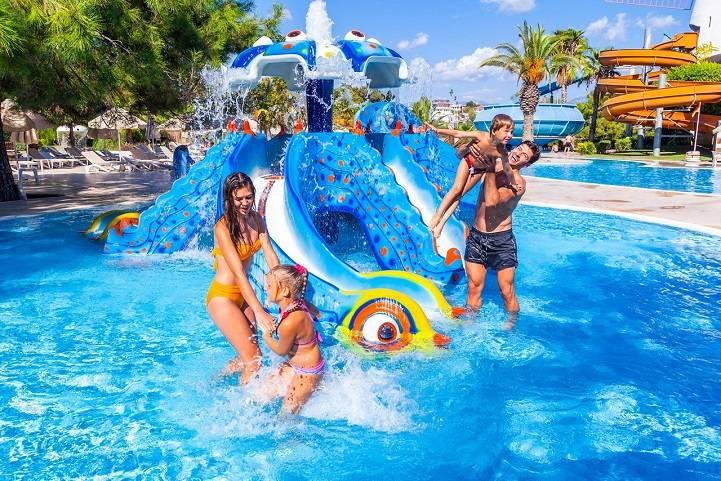 Лучшие отели в россии для пляжного отдыха с детьми