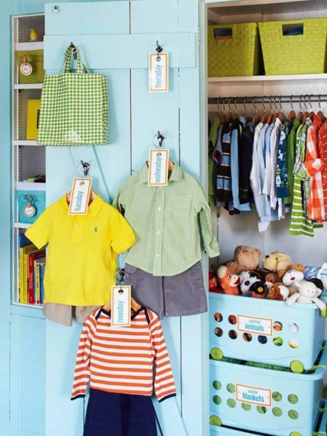 5 советов по хранению одежды