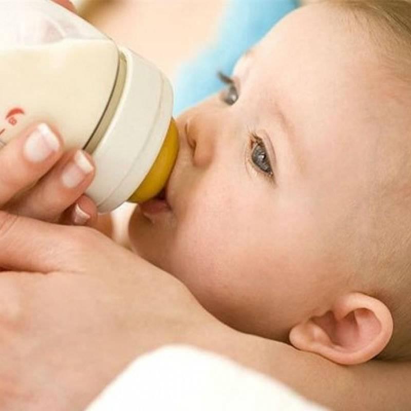 Малыш на искусственном вскармливании: какая смесь лучше для вашего новорожденного?