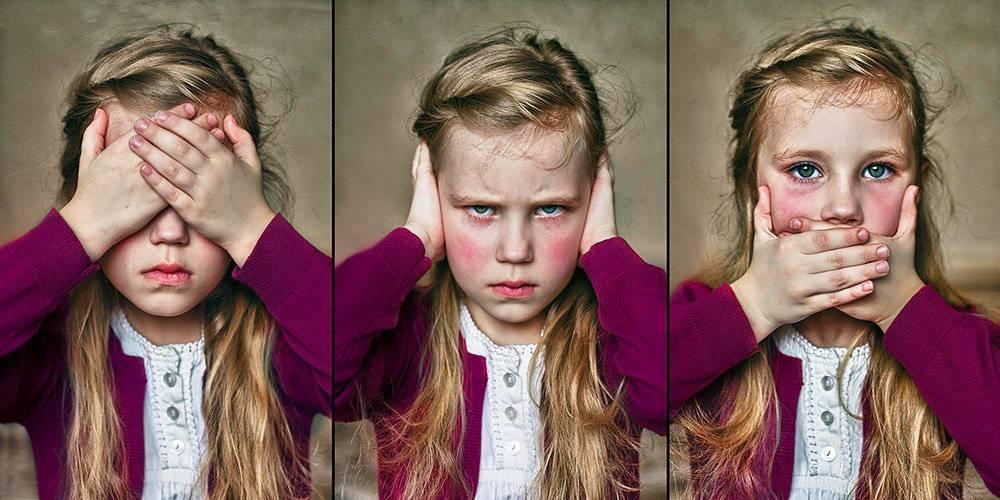 Почему неговорит ребенок— 6психологических причин