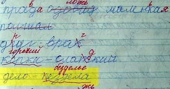 Как научить ребенка писать диктант без ошибок. рекомендации родителям.