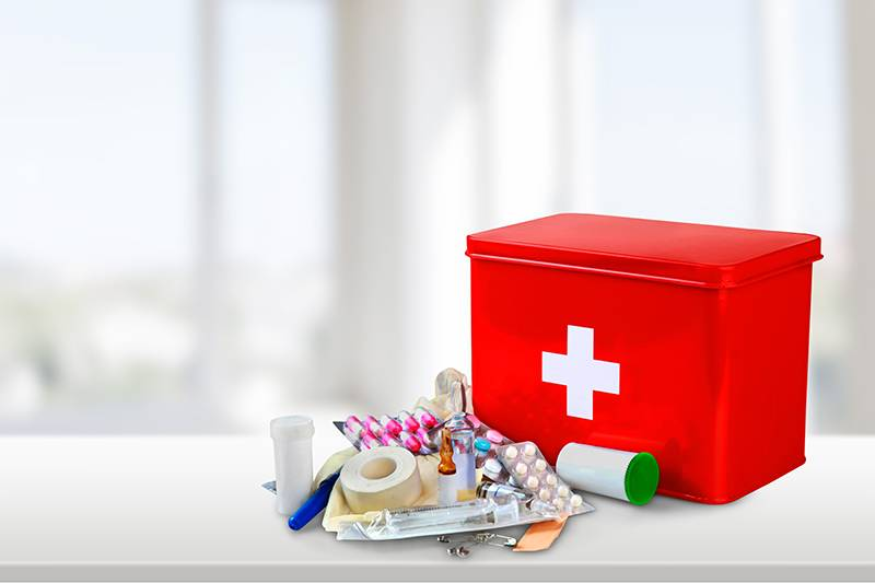 Лекарства для домашней аптечки
