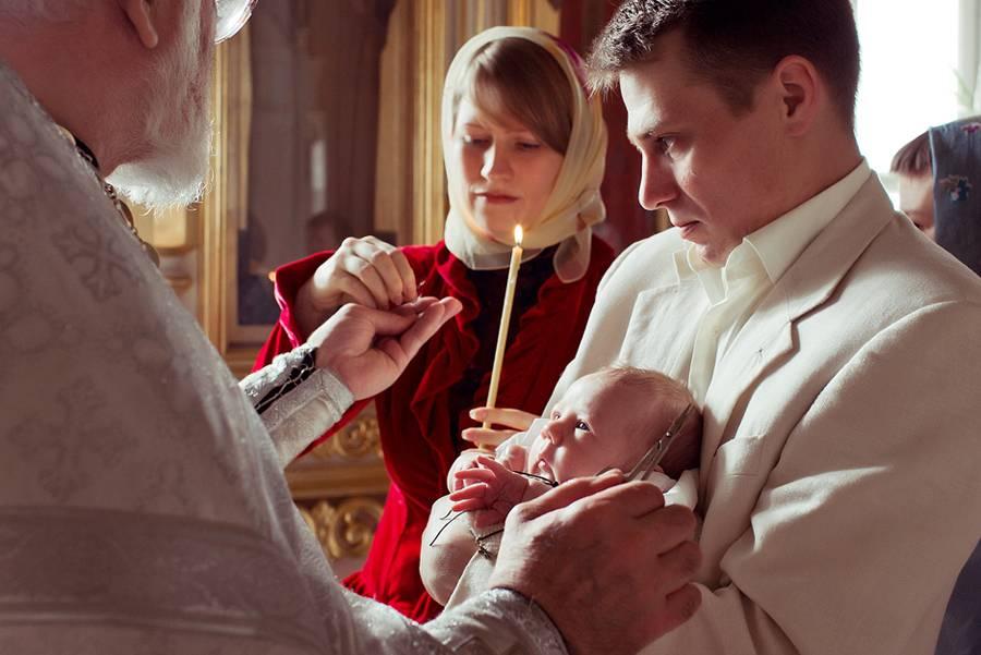 Крестить или нет ребенка: разногласие в семье