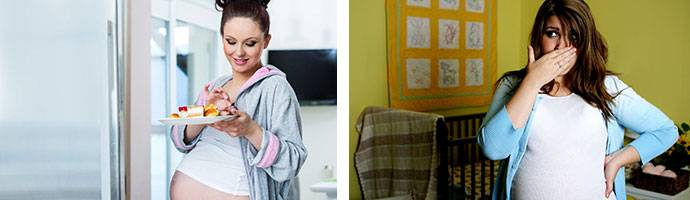 Тошнота и рвота при беременности: почему тошнит, и что делать  – напоправку