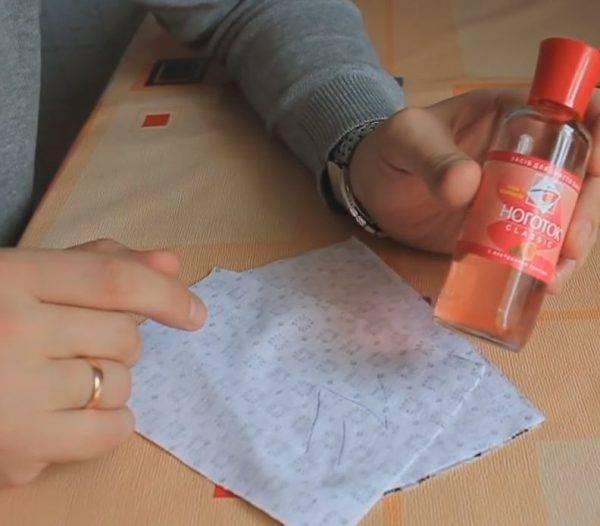 Как стереть неправильный маркер с магнитной доски