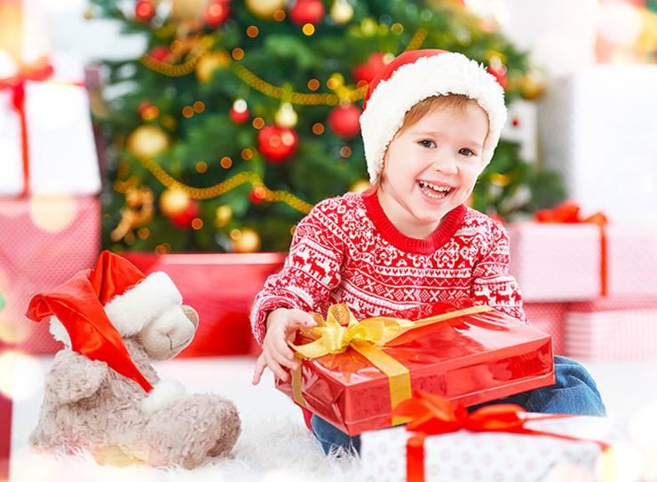 148 идей, что подарить ребёнку на новый год 2021