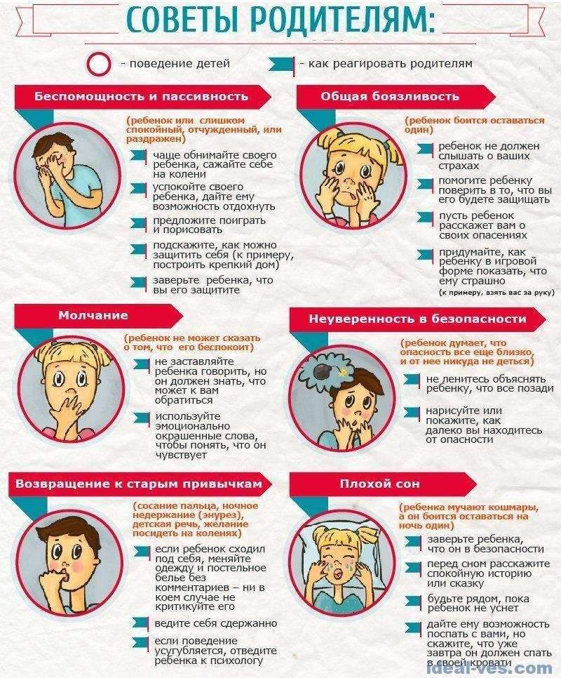 Как ребенку справиться со стрессом в школе