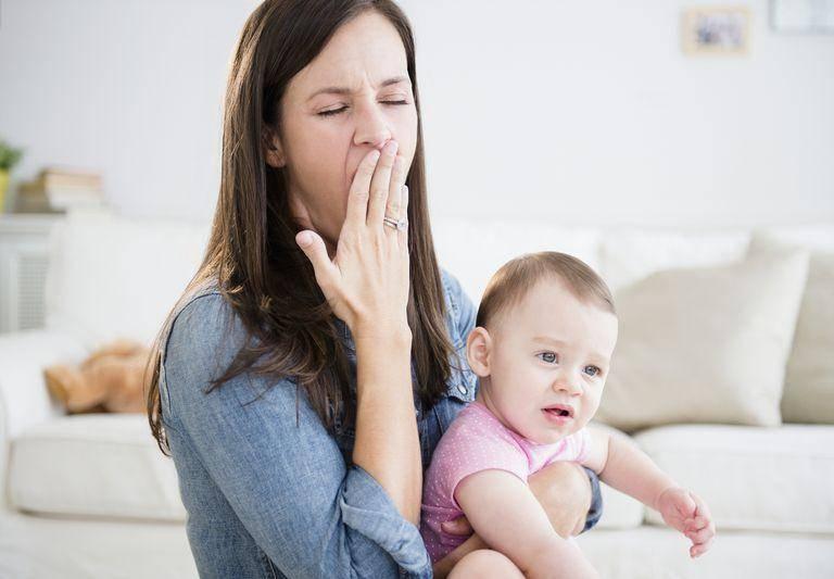 Депрессия в декрете: отчего материнство не в радость?