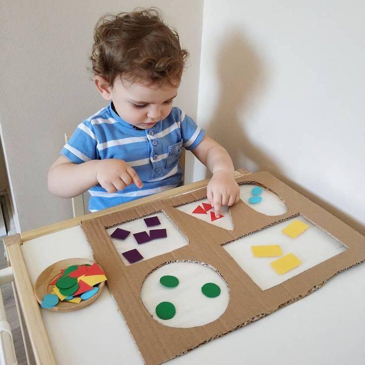 15 интересных игр с ребенком 3-4 лет