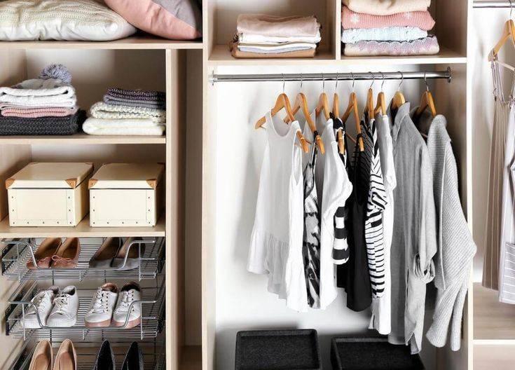 Идеи для детской комнаты. часть 1 - хранение одежды