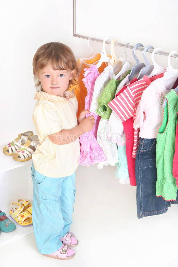Как определиться с ассортиментом одежды для детского магазина или отдела