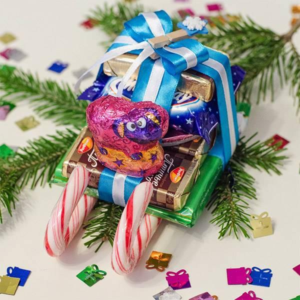 ТОП-10 интересных новогодних подарков для ребенка 1 год