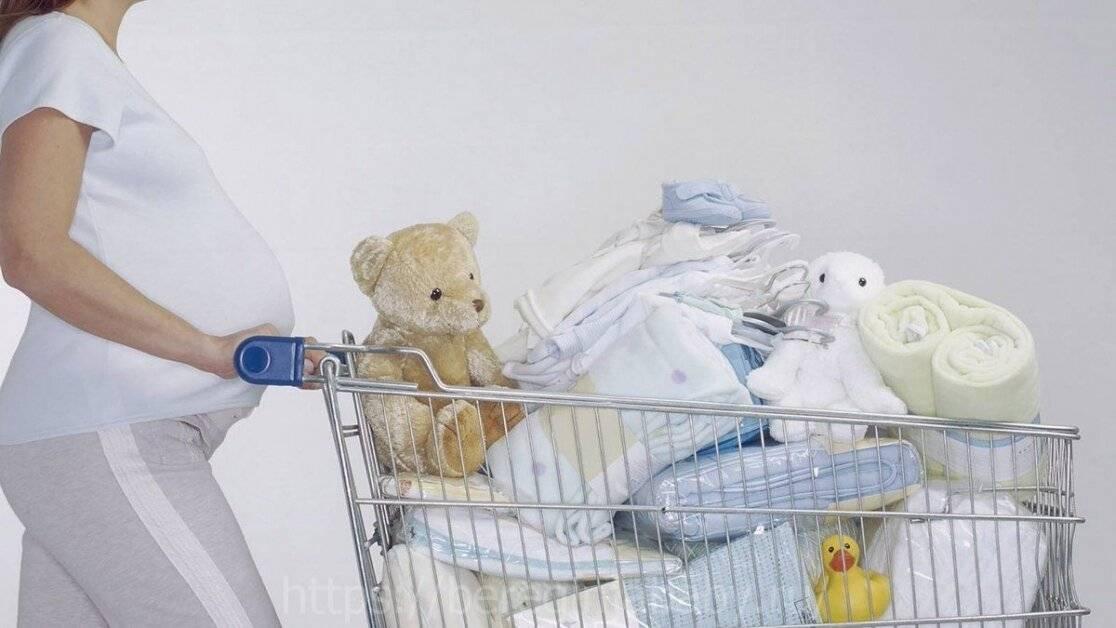 Почему говорят, что нельзя покупать вещи до рождения ребенка