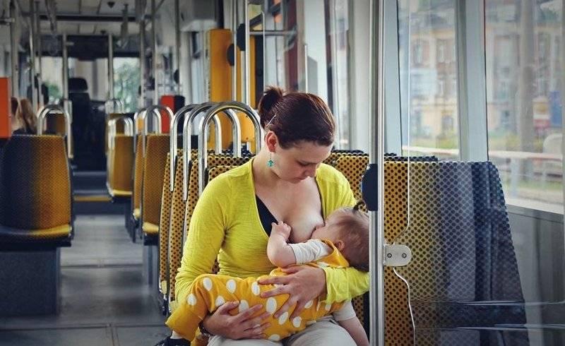 Кормление в общественных местах — как это делать? жизнь кормящей мамы