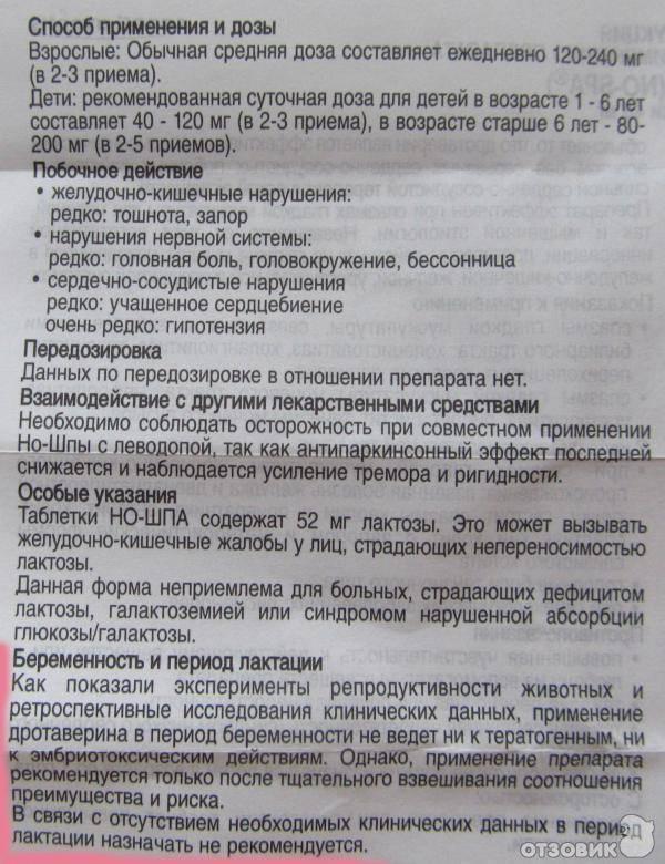 Но-шпа: инструкция, отзывы, аналоги, цена в аптеках - медицинский портал medcentre24.ru