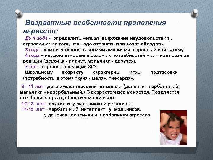 Детская агрессия: причины. 10 игр на преодоление детской агрессии
