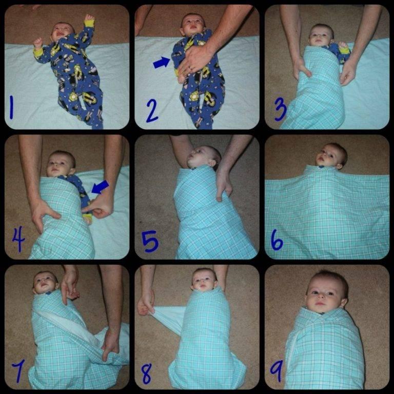 Лучшие пеленки для новорожденных   firstмама