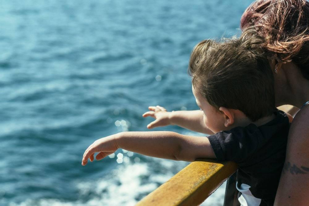 Что взять ребенку на море – список в 1, 2, 3 года и до 6 лет