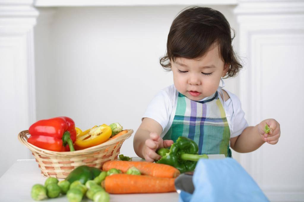 Как приучить детей есть овощи - 12 советов