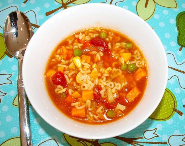 Крем-супы для ребенка: 7 вкусных рецептов