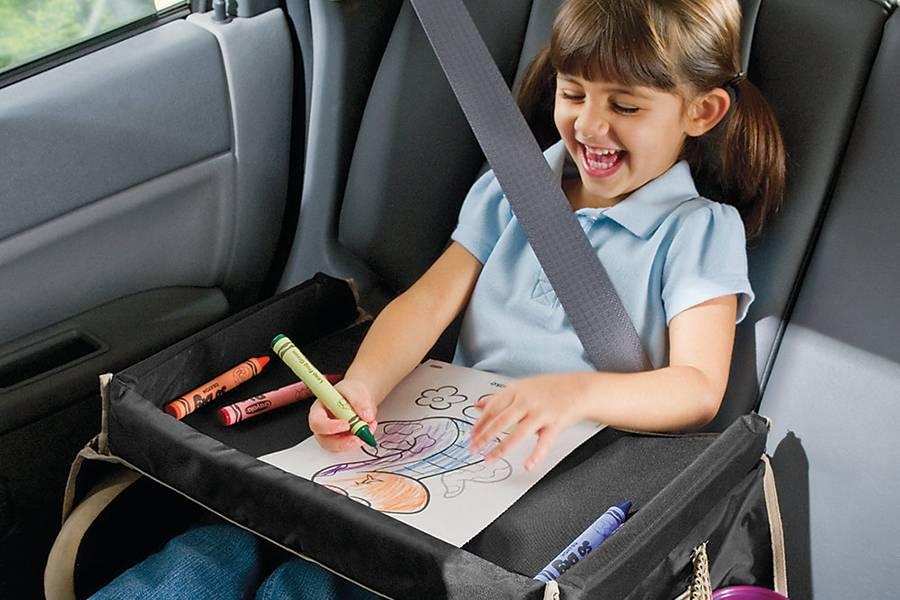 Как и чем развлечь ребенка в дороге — идеи для путешествия с детьми