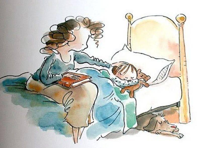 Рождение ребенка: помощь бабушки в первые дни